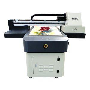 Impressora plana uv a2 targeta pvc màquina d'impressió uv impressora d'injecció de tinta digital dx5