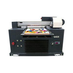 màquina d'impressió plana de la samarreta plana de la samarreta plana de la samarreta plana a3 dx5
