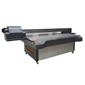 Impressora de vidre de format pla uv ricoh gen 5 d'alta definició 2,5 m * 1,3 m