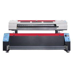 Impressores de sublimació tèxtil de gran format per a teles