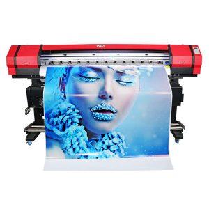 impressora d'injecció de tinta solvent de 6 colors de gran format flexo