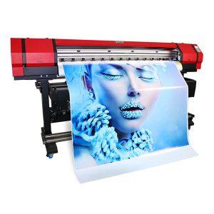 impressora d'impressora d'etiquetes d'injecció de tinta de gran format amb dissolvent ecològic