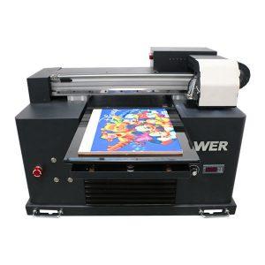 Màquina d'impressió a3 de mida plana a3 nova impressora de capçalera plana dx5 de 2019