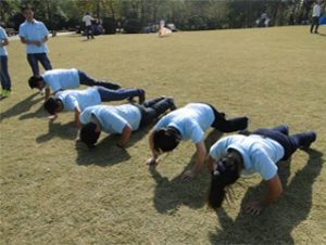 Activitats al parc de Gucun, tardor de 2014 5