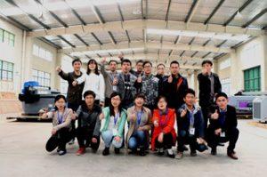 Treballadors B2B a la central, 2015 3