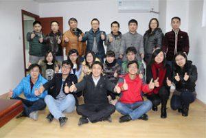 Treballadors B2B de la central, 2015 4