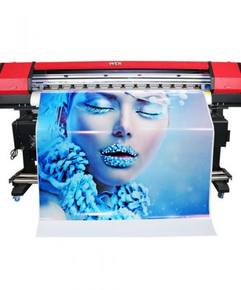 Impressora Eco Solvent