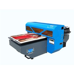 impressora plana de fusta de ceràmica petita de fusta de mida plana de mida 2 u2 uv