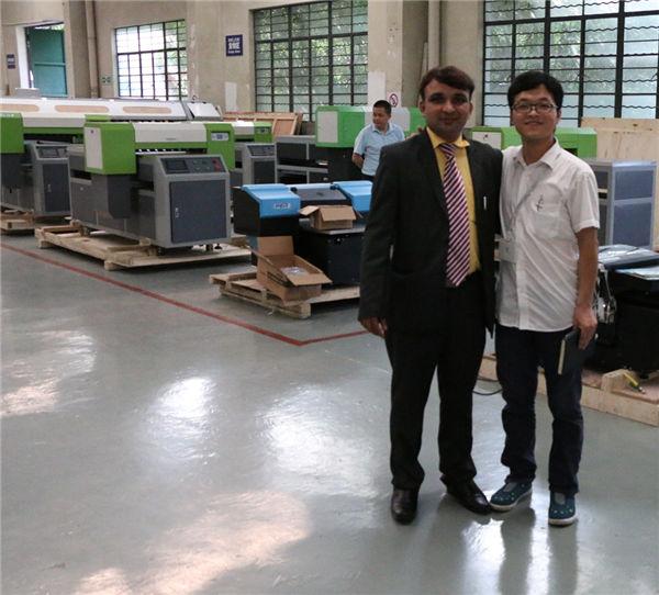 Impressores planes UV