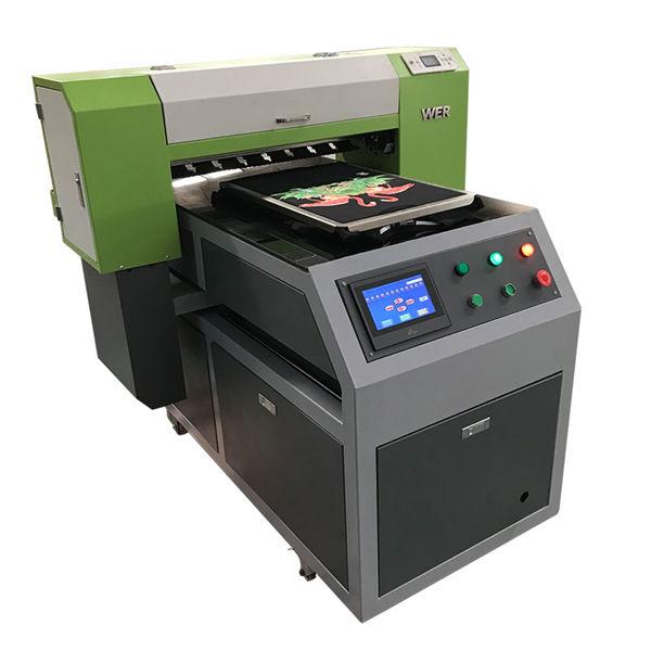 impressora de roba plana amb impressora de roba acrílica