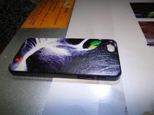 Solució d'impressió de la coberta de carcassa de l'iPad i del telèfon