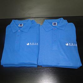 Samarreta de polo mostra una impressió personalitzada per la impressora de samarretes A3 WER-E2000T
