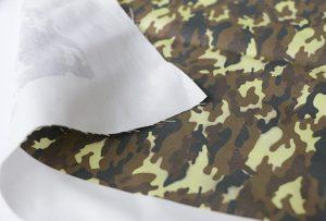 Mostra d'impressió tèxtil 3 mitjançant màquina digital d'impressió tèxtil WER-EP7880T