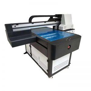 Impressora plana UV rotativa per alçada d'impressió de 8 cm WER-ED6090UV