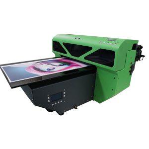 Impressora dx7 capçal d'impressió digital a2 mida uv plana