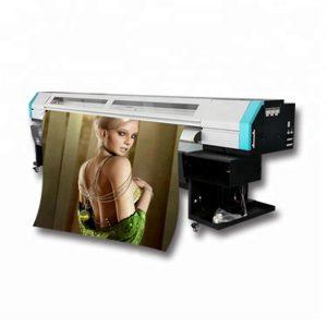 Màquina d'impressió de taulers publicitaris de phaeton ud-3208p de 3,2 m